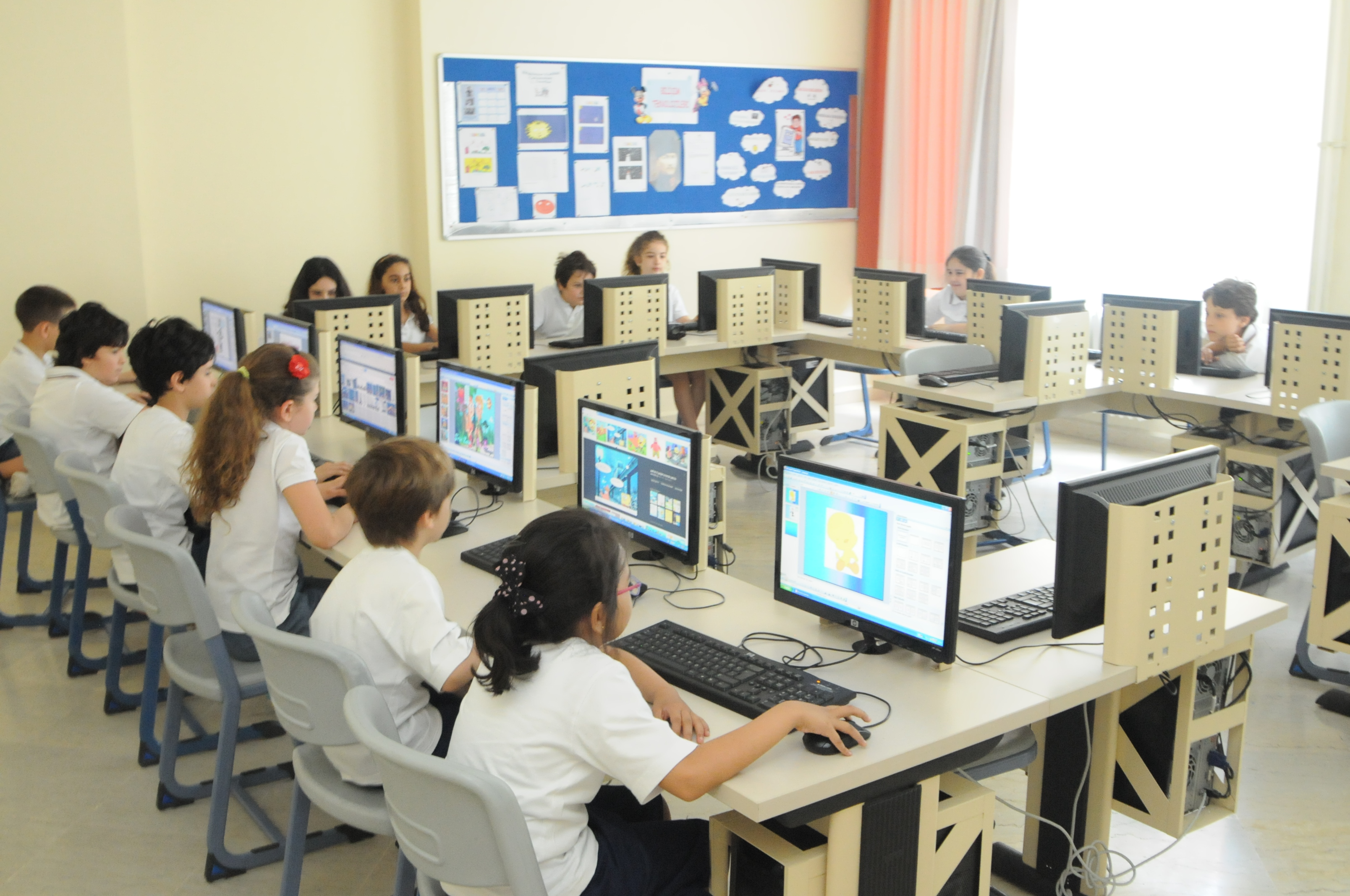 Computer Laboratories